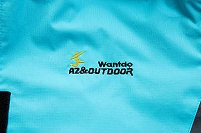Wantdo Women's Windproof Breathable Jacket Athletes Outdoor Sportswear