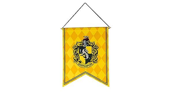 Escudo de Armas de Harry Potter Hufflepuff: Amazon.es: Juguetes y ...