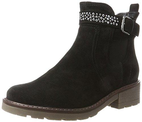 Dover Boots Jenny Chelsea Femme Noir STF v4SUwqx48