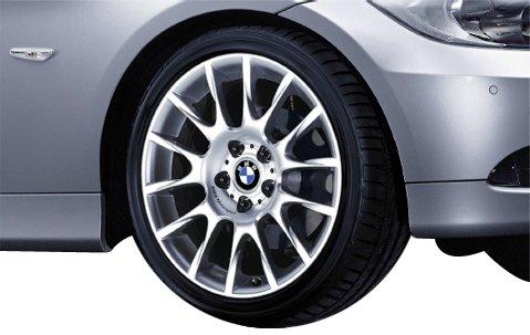 BMW Genuine Radial-Spoke 216 Rear Alloy Wheel Rim 36 11 6 770 465