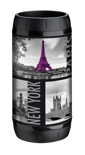 Meliconi 190000 BA, Luxury Umbrella Stand, Metropolis by meliconi