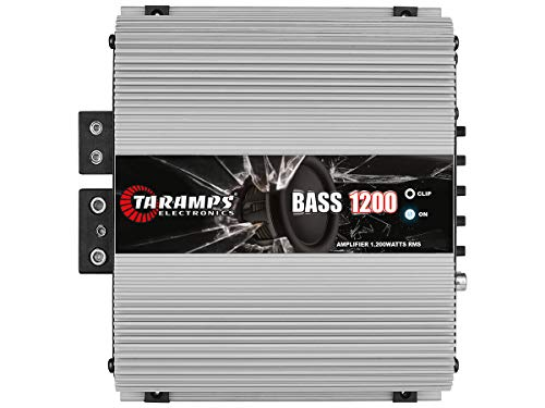 1200 Bass Amplifier - Taramp's BASS 1200 2 Ohms 1.2K Watts Class D Full Range Mono Amplifier