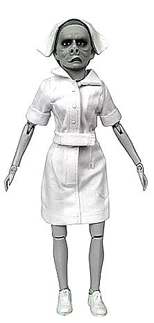 Bif Bang Pow! Twilight Zone Series 6 Action Figure Nurse