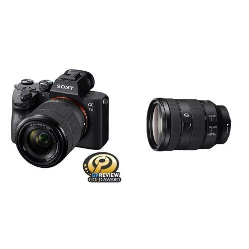 Sony - Alpha a7 III Mirrorless Camera with FE 28-70 mm F3.5-5.6 OSS Lens