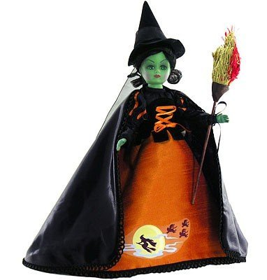 Madame Alexander Halloween Wicked Witch of West Doll]()