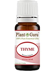 Thyme Essential Oil 10 ml. 100% Pure Undiluted Therapeutic Grade.