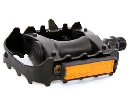 Amazon.com: Ultracycle Pedal 9/16 ATB - Jaula de resina ...