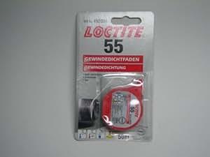 Loctite 55 - Hilo sellador de tuberías (50 m)
