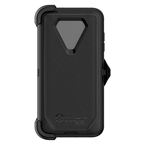 OtterBox Defender Series Case and Holster for LG G6 - Black (Renewed)