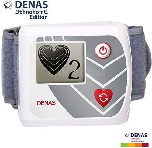 Denas-Cardio 3rd Generation with English Manual - New Model 2015 Year Treatment of Hypertension