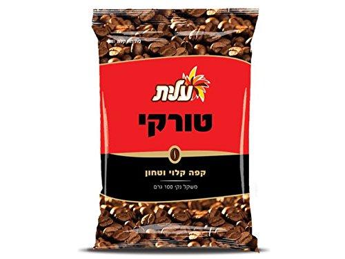 Elite Rationale Black Turkish Coffee KOSHER Israel Tasty 100gr Aroma Dark Mud