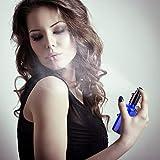 Amber Glass Spray Bottles