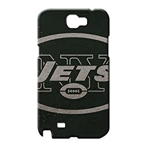 samsung note 2 Excellent Fitted Back Hot Style phone cases new york jets nfl football