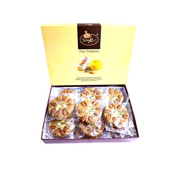 Singla Sweets Soan Halwa, 500 g
