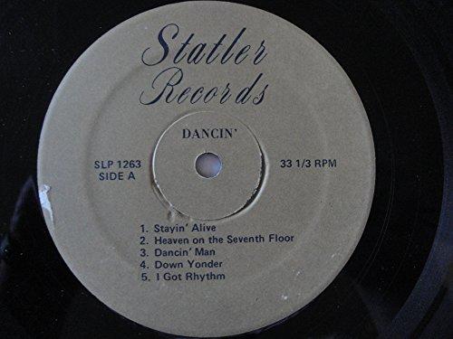 - Statler Records Dancin' Vinyl Lp Stereo SLP 1263