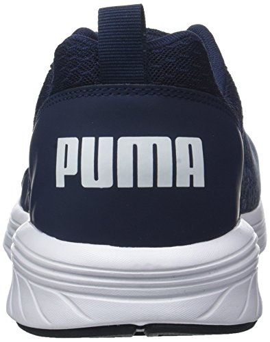 – Adulto puma Nrgy peacoat Unisex Comet Scarpe Running Puma White Blu TnUqwOXw