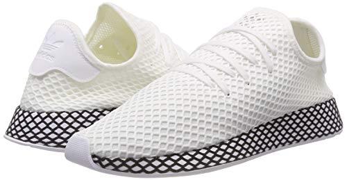 Core Blanc ftwr Pour Gymnastique De Runner Ftwr Deerupt Adidas Core Homme White Noir Chaussures TwOq4Up