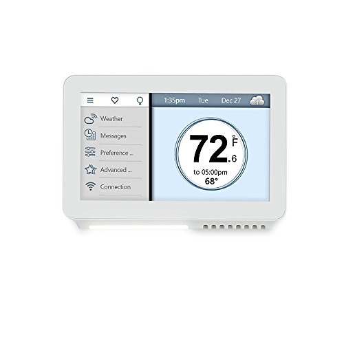Vine Smart Programmable WiFi Thermostat TJ-919,Alexa compatible