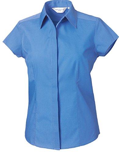 Absab Blue Femme Corporate Chemisier Ltd qRqAOrf