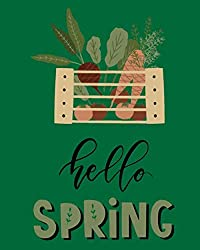 Image of the product Hello Spring: Garden Log that is listed on the catalogue brand of .