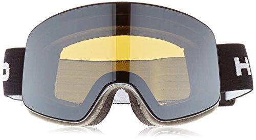 de Head Talla única Plus de Repuesto Race de Hombres 373335 negro Cabeza Gafas Blanco de Horizon Lentes los de Sol Negro arYqa
