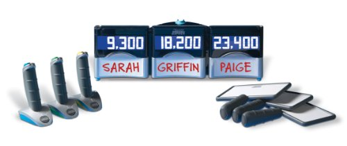 Jeopardy Extra Scoreboard - 1
