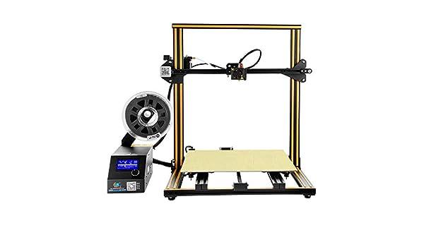 Impresora 3D, Impresora de Escritorio 3D 3 en 1 de Gran tamaño de ...