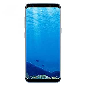 Samsung Galaxy S8 64GB GSM Unlocked Phone - International Version (Coral Blue)