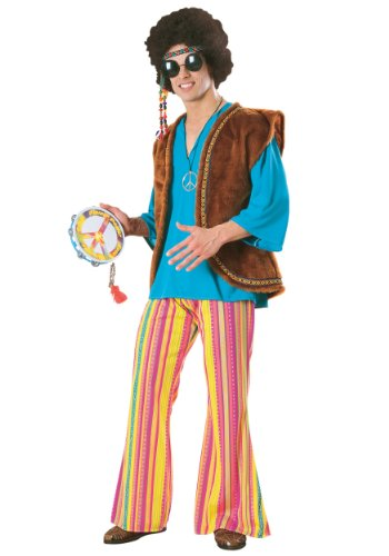 John Q Woodstock Adult Costume - X-Large