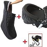 VNHOME: Baby Sleeping Bags Stroller Sleepsack Soft Warm Envelope for Baby Cocoon Fit Babyzen YOYO Yoya Accessoroes Footmuff for Pram