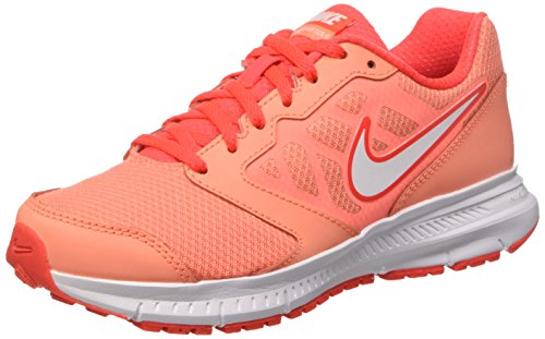 Nike Wmns Downshifter 6, Zapatillas Mujer Multicolor (ATMC PNK / WHITE BRGHT / CRMSN WHI)