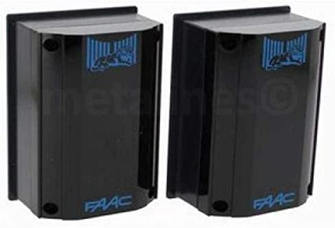 Range 20m. Adjustable Wall Photocells FAAC XP 20 D 785102
