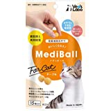 MEDIBALL メディボール 猫用 チーズ味 15個入