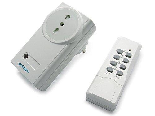 116 opinioni per Avidsen 103100 Presa Telecomandata con Telecomando