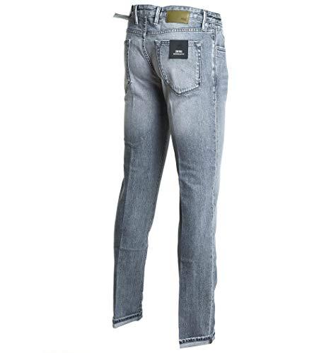 Dj25z10minca25mc34 Blu Pt05 Jeans Cotone Uomo wvfIxcIqE