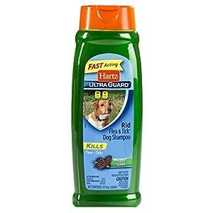 Hartz Ultra Guard Shampoo 18 Oz Clean Fresh Scent 99