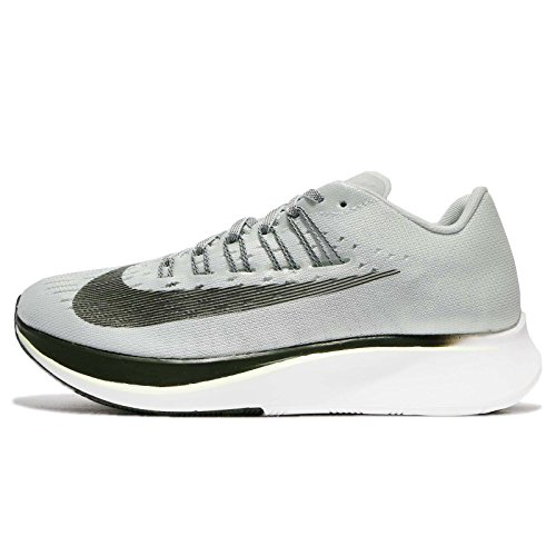 Nike Wmns Zoom Fly Donna 897821-411 A Mala Pena Grigio / Sequoia