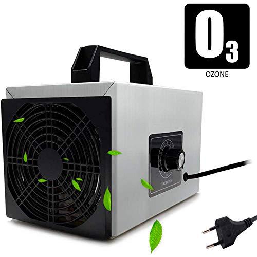 🥇 O3 Premium/Generador de ozono Industrial 20.000mg / HR 220v