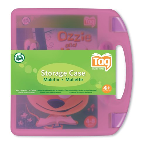 Leapfrog Tag Storage Case - Pink (Reading Tag)
