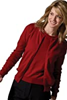 Edwards Garment Women's Cardigan Twin Set