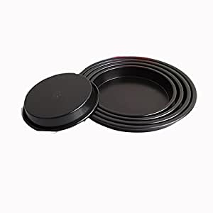 Cooking tools 9 inch nonstick Pizza mold circular tray enhance pizza pan baking pan