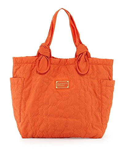Marc Jacobs Pretty Nylon Medium Tate - Bright Tangelo by Marc Jacobs