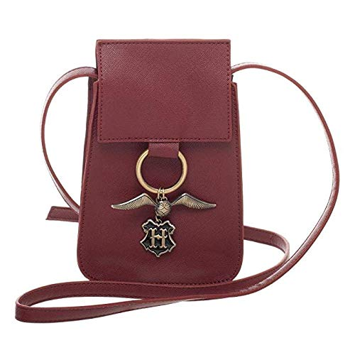 Harry Potter Crossbody Bag Harry Potter Accessory Harry Potter Purse ()