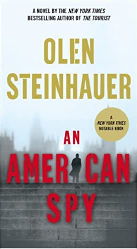 an american spy olen steinhauer