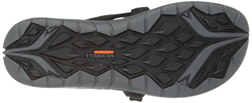 Merrell Women's Siren Flip Q2 Athletic Sandal Black NUtroJ0du