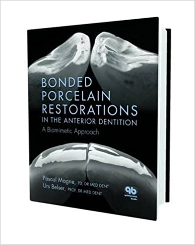 ‪Pascal Magne bonded porcelain restorations PDF Download free