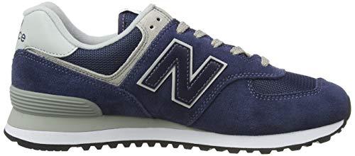 New Balance 574v2 Core, Men's Trainers, Blue (Navy), 8.5 (42.5 EU)