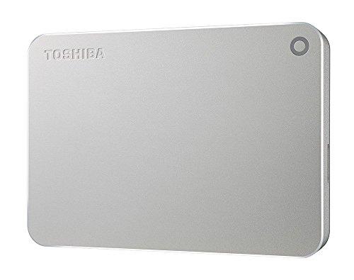 Toshiba Canvio Premium 2 TB Portable Hard Drive (HDTW120XC3C1) Toshiba Mac Hard Disk