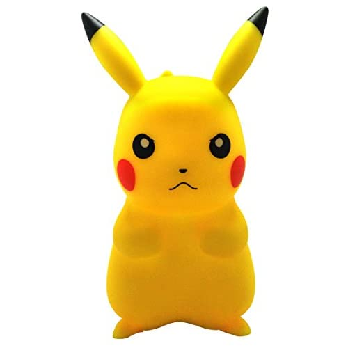 TEKNOFUN Pokémon Pokemon Personnage De Mangas, 811355, Jaune