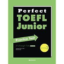 Perfect TOEFL Junior Practice Test Book. 2 (Korean edition)